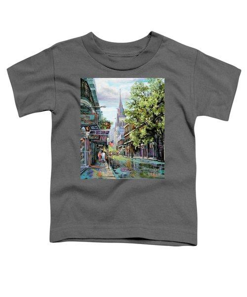 Chartres Rain Toddler T-Shirt