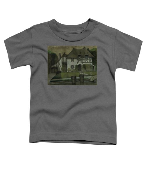 Chateau In The City Toddler T-Shirt