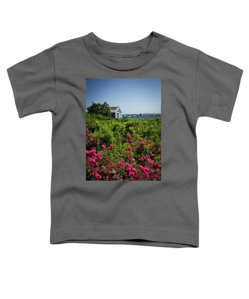 Chatham Boathouse Toddler T-Shirt