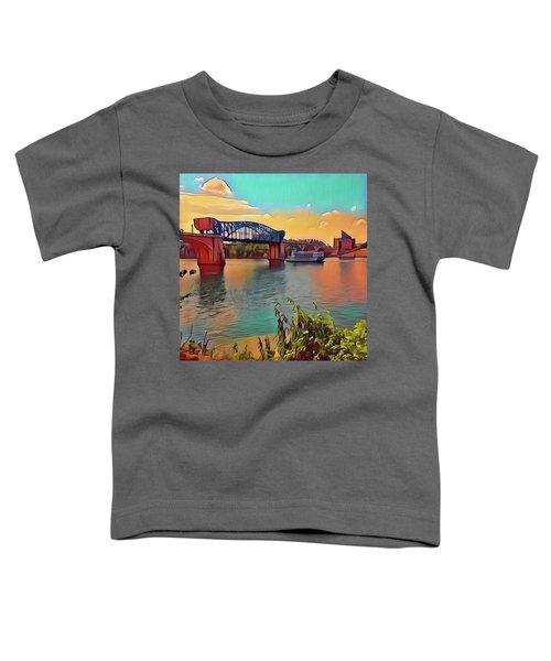 Chatta Choo Choo Toddler T-Shirt