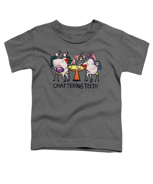 Chattering Teeth T-shirt Toddler T-Shirt