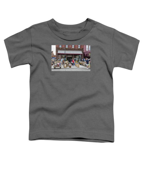 Cheese Shop In Detroit  Toddler T-Shirt