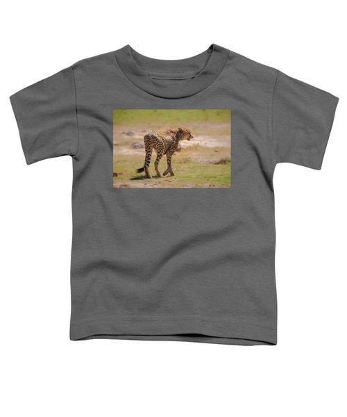 Cheetah Toddler T-Shirt