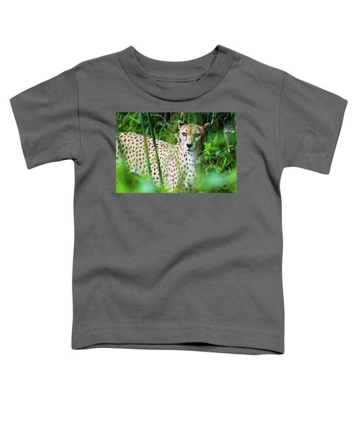 Cheetah Toddler T-Shirt