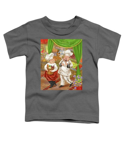 Chefs Go To Market IIi Toddler T-Shirt