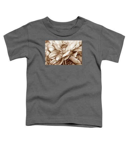 Chelsea's Bouquet 2 - Neutral Toddler T-Shirt