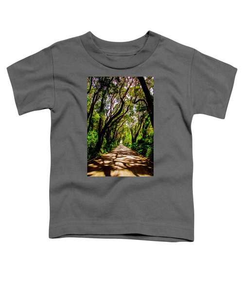 Cherry Tree Hill Toddler T-Shirt
