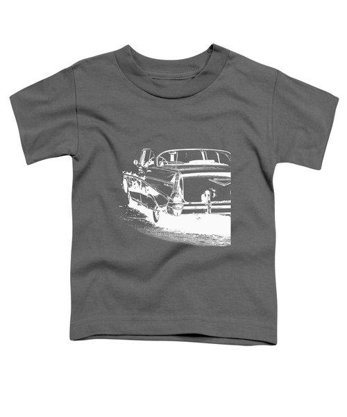 Chevy Belair Tee Toddler T-Shirt