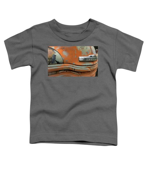 Chevy Front Toddler T-Shirt
