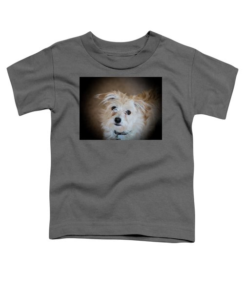 Chica On The Alert Toddler T-Shirt