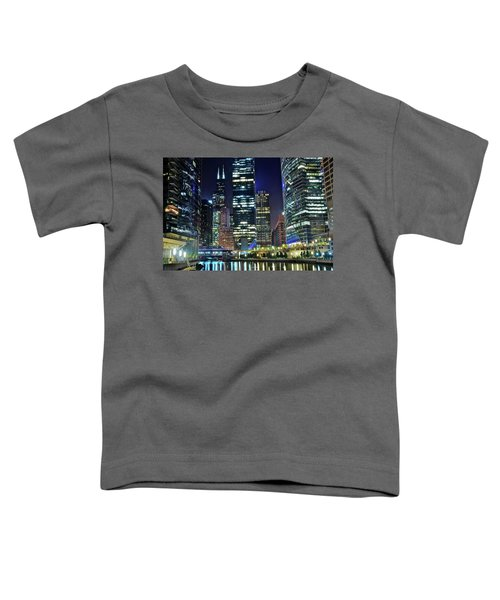 Chicago Towers 2017  Toddler T-Shirt