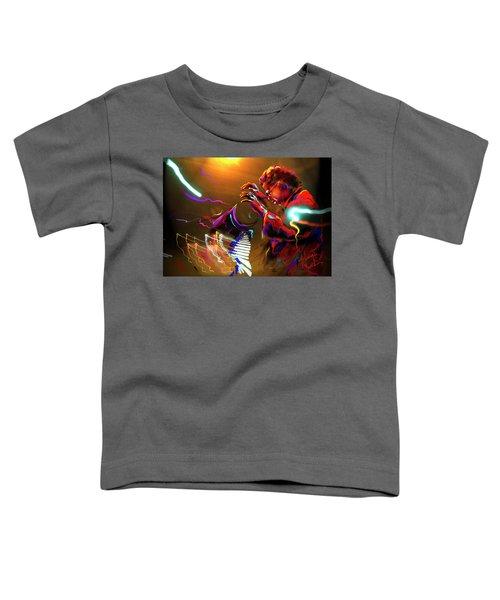 Chick Corea Toddler T-Shirt