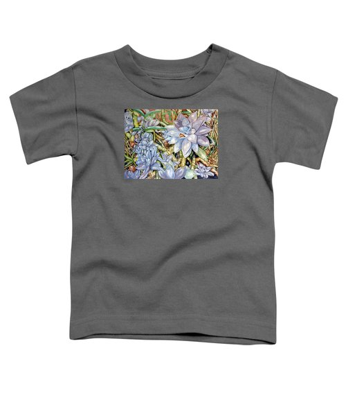 Chicks N Hens In Nature Toddler T-Shirt