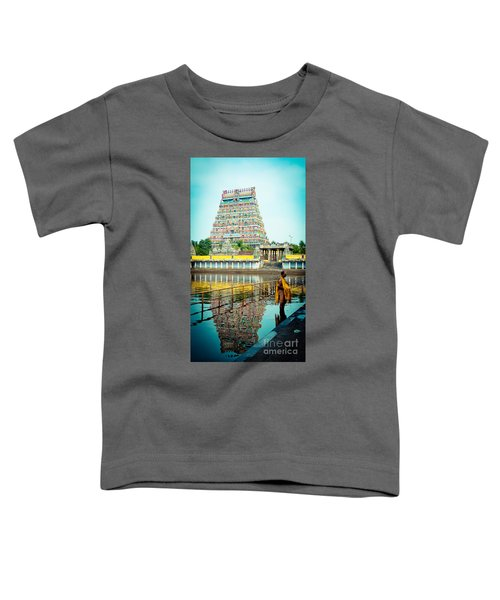 Chidambaram Temple Lord Shiva India Toddler T-Shirt