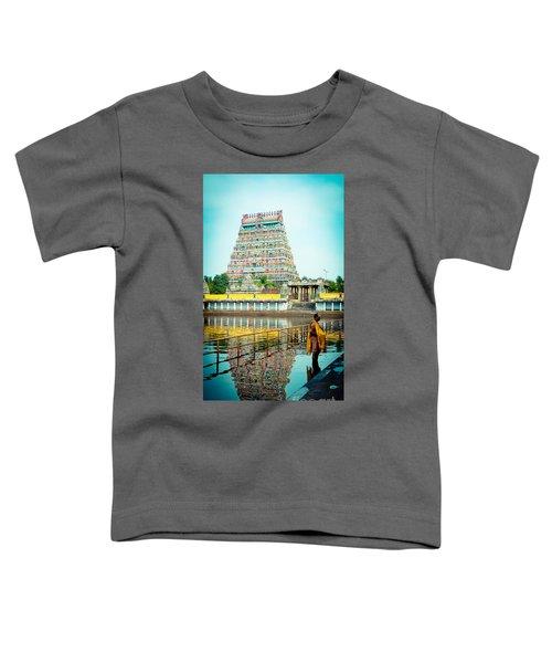 Chidambaram Temple Lord Shiva India Toddler T-Shirt