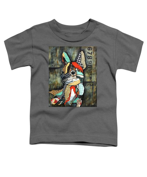 Chihuahua 2 Toddler T-Shirt