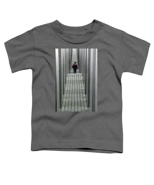 Child In Berlin Toddler T-Shirt