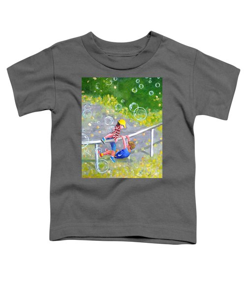 Childhood #1 Toddler T-Shirt