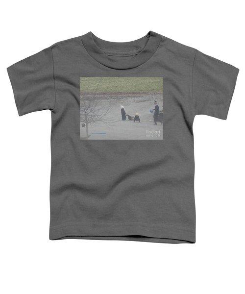 Children At Play Toddler T-Shirt