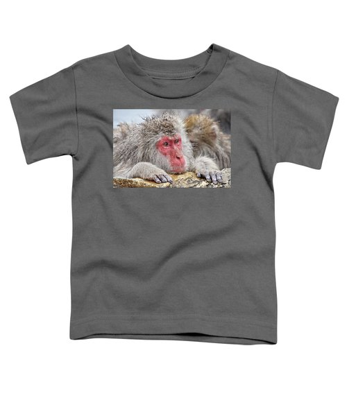 Chilling Toddler T-Shirt