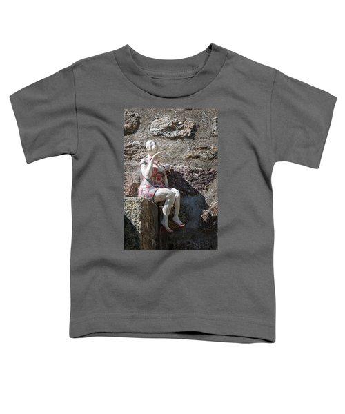 China Girl Toddler T-Shirt