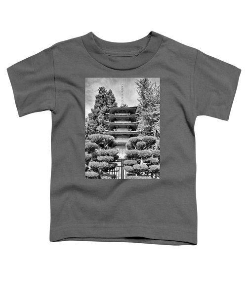 Golden Gate Park  Toddler T-Shirt