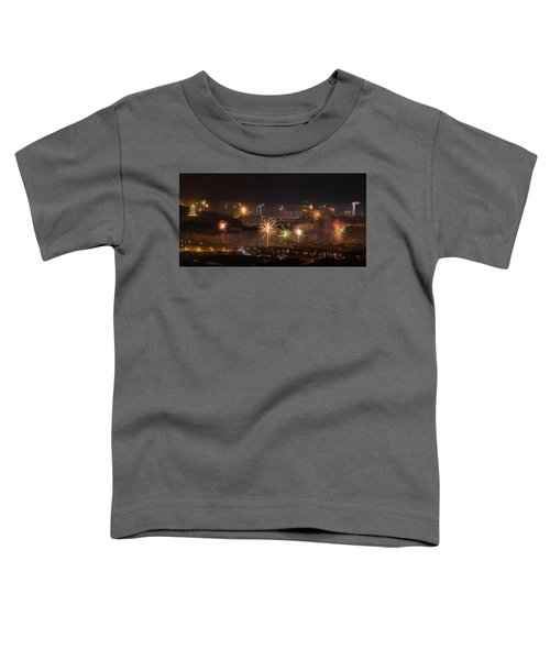 Chinese New Year Fireworks 2018 I Toddler T-Shirt