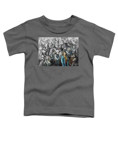 Choice Toddler T-Shirt