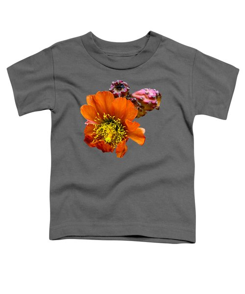 Cholla Flower H59 Toddler T-Shirt