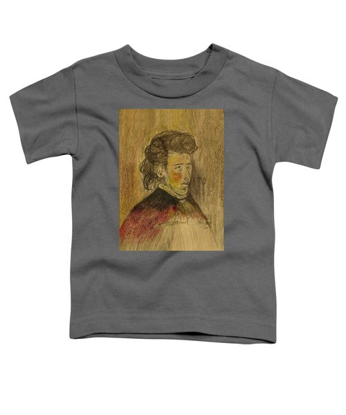 Chopin Toddler T-Shirt