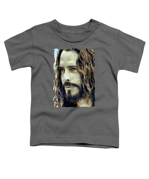 Chris Cornell Toddler T-Shirt