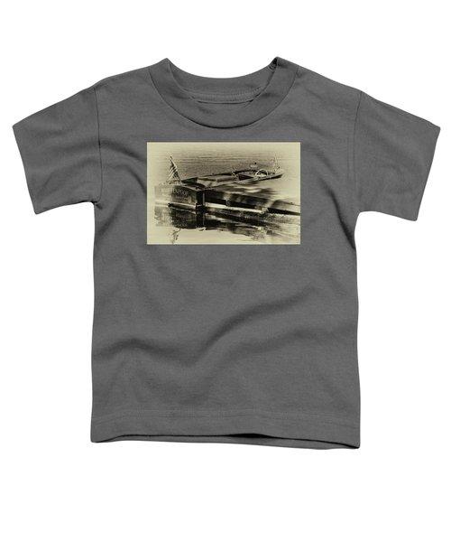 Vintage Chris Craft - 1958 Toddler T-Shirt