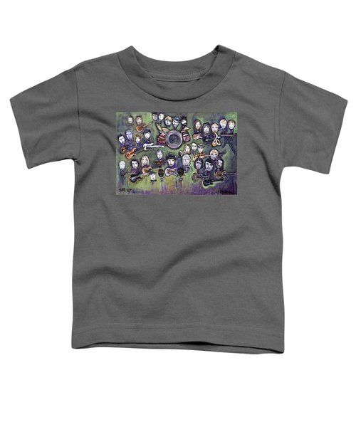 Chris Daniels And Friends Toddler T-Shirt