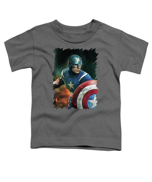 Chris Evans Toddler T-Shirt