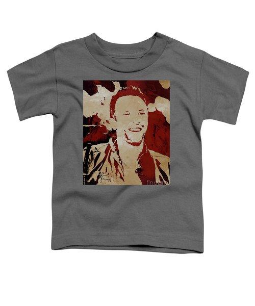 Chris Martin Coldplay Toddler T-Shirt