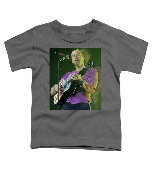 Chris Martin, Coldplay Toddler T-Shirt