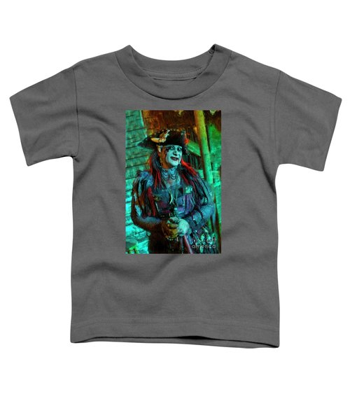 Christine Campiotti And Hunted House Toddler T-Shirt