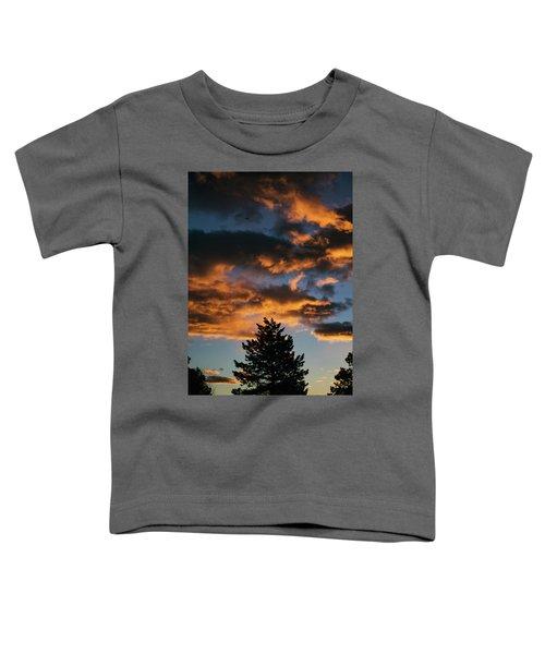 Christmas Eve Sunrise 2016 Toddler T-Shirt