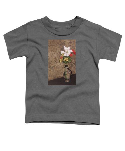 Christmas Pitcher Toddler T-Shirt