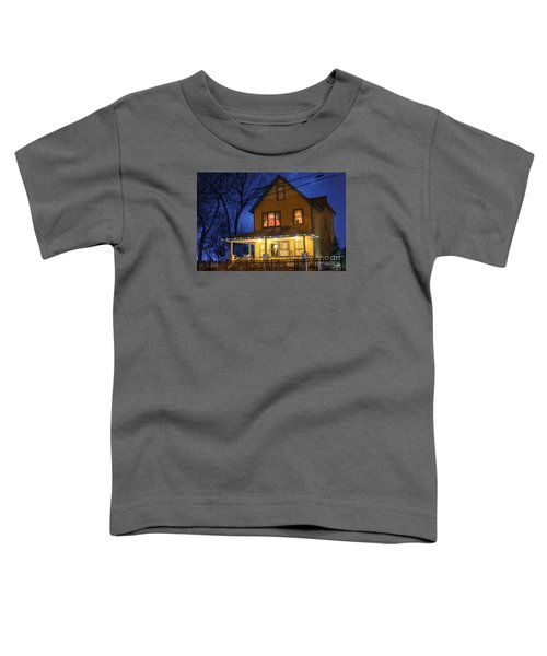 Christmas Story House Toddler T-Shirt