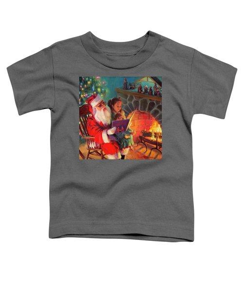 Christmas Story Toddler T-Shirt