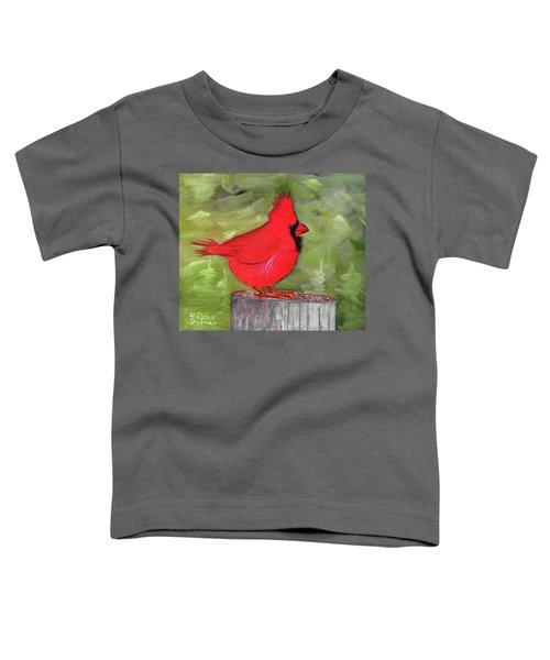 Christopher Cardinal Toddler T-Shirt