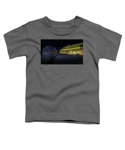 Christopher Cohan Center For The Performing Arts  Toddler T-Shirt