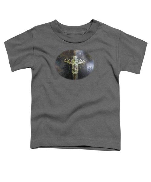 Chrysler Hood Ornament Toddler T-Shirt