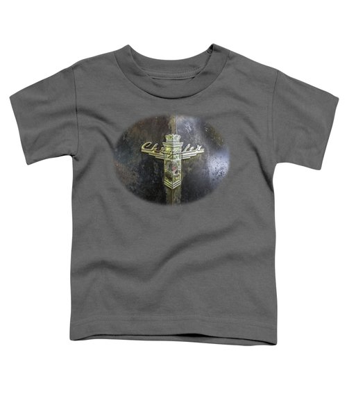 Chrysler Hood Ornament Toddler T-Shirt
