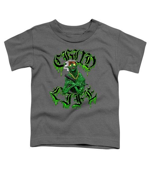 C.h.u.d. Life Toddler T-Shirt by Kelsey Bigelow