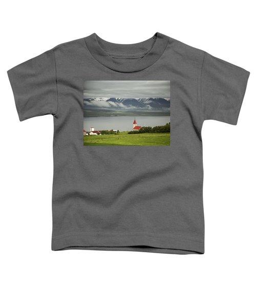 Church In Akureyri Toddler T-Shirt