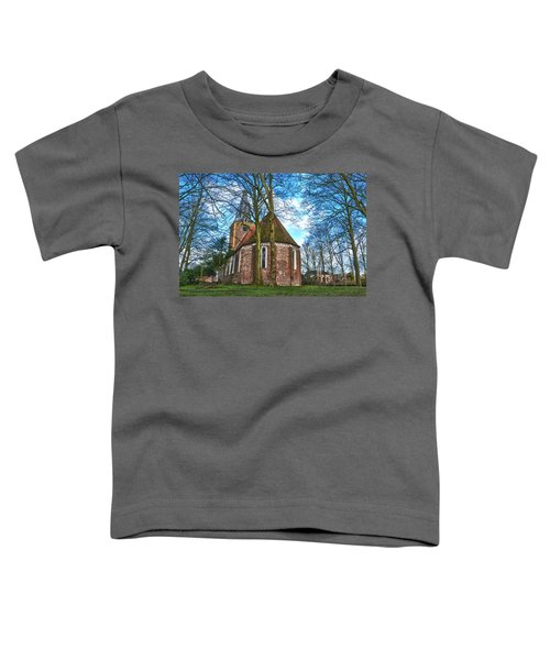 Church In Winsum Toddler T-Shirt