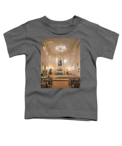 Church Of The Assumption Of The Blessed Virgin Altar Toddler T-Shirt
