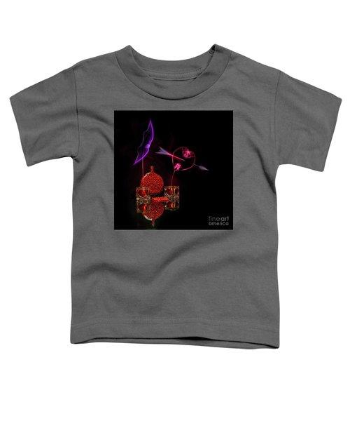 Cinnamon Hearts Toddler T-Shirt